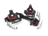 ES#2951827 - 002465ECS0102KT - ECS Performance Drivetrain Mount Kit  - Includes ECS Ultimate Dogbone Mount, Engine and Trans Mounts  Installation Hardware - ECS - Audi Volkswagen