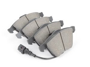 ES#2855331 - st309.09153 - Performance Composite Front Brake Pads - Composite pads that are a great solution for your daily driver - StopTech - Volkswagen