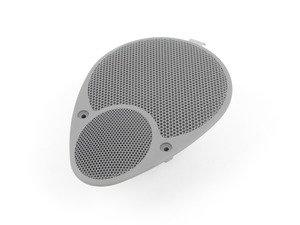ES#1495596 - 99664504701C50 - Rear Speaker - Graphite Grey - Left side fitment for cabriolet, right side fitment for coupe/Targa - Genuine Porsche - Porsche