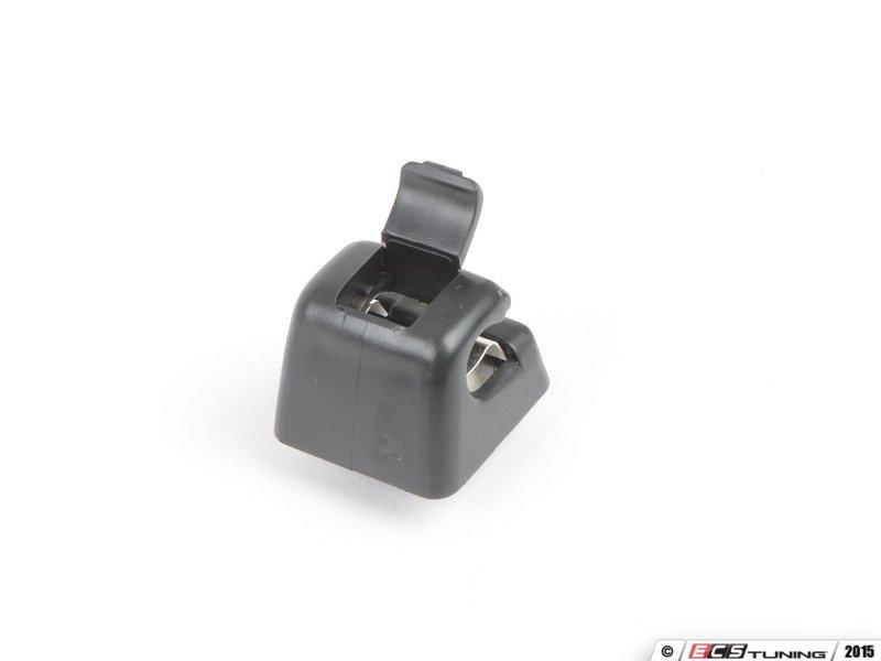 Genuine mercedes benz 12681000129051 sun visor bracket for Mercedes benz sun visor replacement
