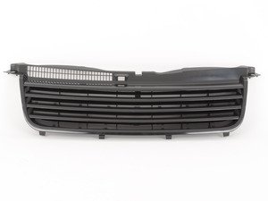 ES#2562398 - 3BG853653OE - B5.5 Badgeless Grille - Black - This grille offers a clean sporty look for your Passat - JOM - Volkswagen