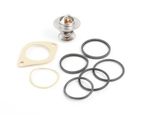 ES#2952018 - 94410601900 - Thermostat Insert with Gasket - Located on the front of the water pump housing - Vernet - Porsche