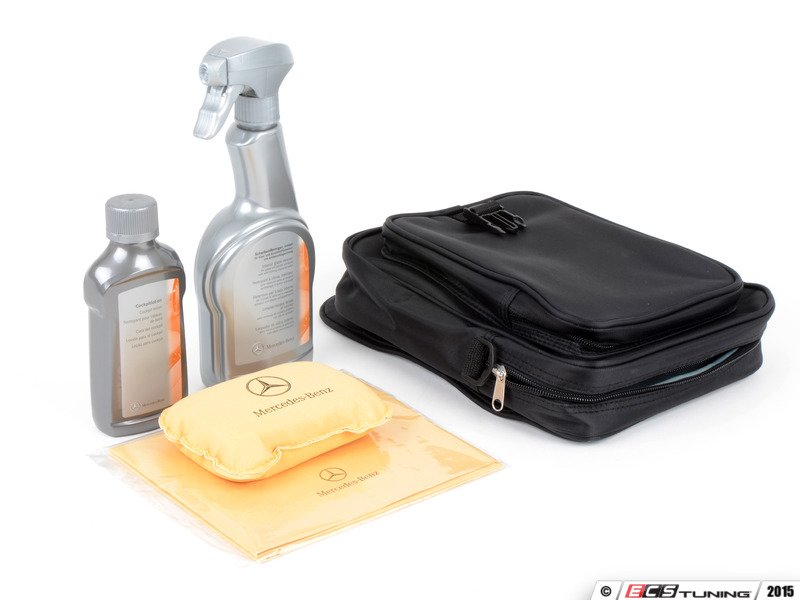 Genuine mercedes benz 2119860000 interior car care kit for Mercedes benz exterior car care kit