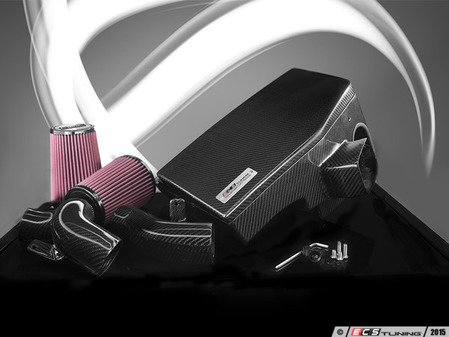 ES#2713282 - 000951ECS - Kohlefaser Luft-Technik Intake System - In-house engineered to maximize intake airflow for dyno-proven, industry-leading power gains: up to 18hp and 13ft-lbs of torque - at the wheels! - ECS - BMW