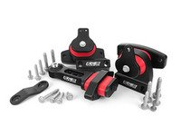 ES#2951828 - 002465ECS0103KT - ECS Performance Drivetrain Mount Kit  - Includes ECS Performance Pendulum Mount, Engine and Trans Mounts  Installation Hardware - ECS - Audi Volkswagen