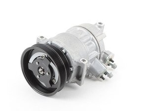 ES#2748806 - 1K0820808G - A/C Compressor  - Includes the electromagnetic clutch assembly - Sanden - Audi Volkswagen