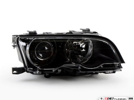 ES#2695629 - 63127165824 - Bi-Xenon Headlight Assembly - Right - Complete assembly including ballast and bulbs - Bosch - BMW
