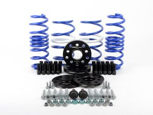 ES#2951394 - 014249ecs0106KT - ECS StanceEnhance Kit - Featuring ECS Flush Kit and Volkswagen Racing Lowering Springs - Assembled By ECS - Volkswagen