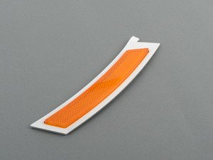 ES#264798 - 63147191769 - Side Marker Light - Front Left - Restore the look of your vehicle with new side markers - Genuine BMW - BMW