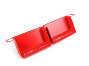 "ES#2794999 - 003384ECS02 - Performance Air Scoops - Red - Creates a ""Ram Air"" effect to give your car that added kick - ECS - BMW"