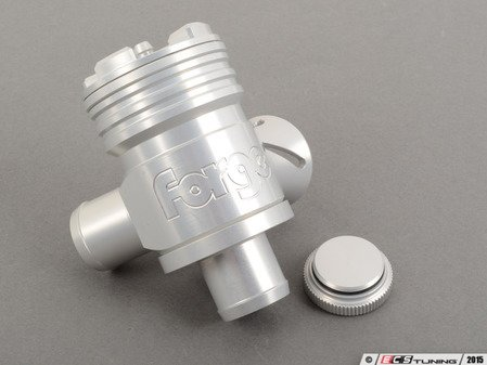 ES#1832064 - FMDVSPLTRC - Splitter Valve - Polished - Recirculation & blow off valve all in one for customers that want both styles - Forge - Audi Volkswagen