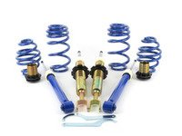 ES#2777314 - s1au001 - Audi B6/B7 A4 Solo-Werks S1 Coilovers  - Set your vehicle low and tight for optimal performance - Solo-Werks - Audi