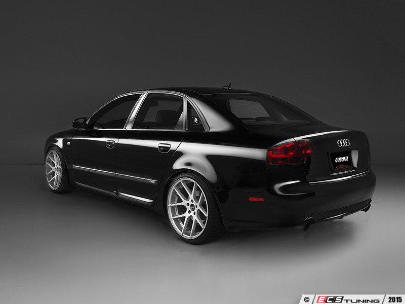 ECS News - Audi B7 A4 2.0T quattro Alzor Style 270 & 509 Wheels