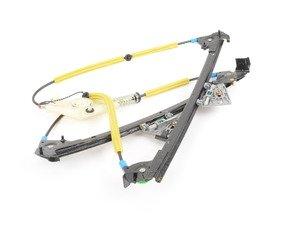 ES#2816598 - 98754207601 - Window Regulator Without Motor - Right side fitment - Hamburg Tech - Porsche