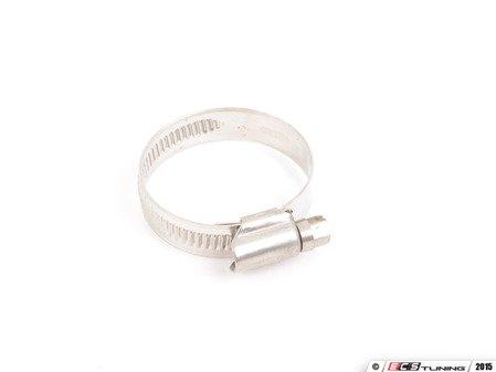 "ES#2785153 - 003402ECS06A-09 - 1/2""(12mm) Band Hose Clamp - 25-40mm - German-style 304 stainless hose clamp - ECS - Audi BMW Volkswagen Mercedes Benz MINI Porsche"