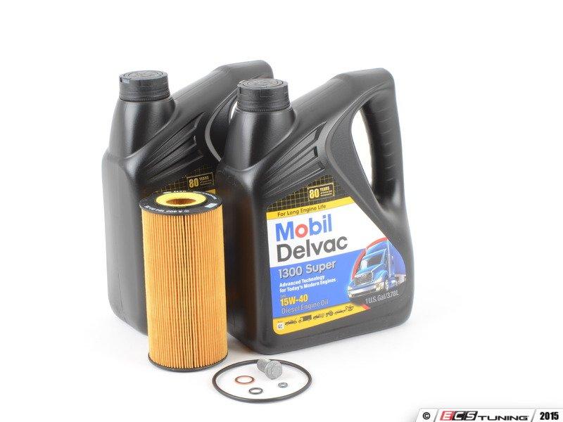 Genuine mercedes benz q1090059kt oil service kit for Mercedes benz engine oil recommendations