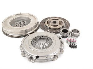 ES#2952233 - 835115 - Single Mass Flywheel Conversion Kit - Upgrade from your failure prone dual mass flywheel with this kit. Includes single mass flywheel, clutch kit and hardware. - Valeo - BMW