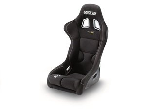 ES#2953871 - 00807FNR -  EVO Seat - Black - Priced Each - The most versatile competition seat - Sparco - Audi MINI