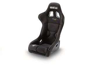 ES#2953872 - 00844FNR - EVO II US Seat - Black - Priced Each - The most versatile competition seat - Sparco - Audi MINI