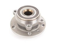 ES#2814459 - 1T0498621 - Front Wheel Bearing Assembly With Hub - Priced Each - Does not include hardware - Hamburg Tech - Audi
