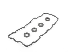 ES#2855133 - 11121485838KT3 - Valve Cover Gasket Set - Keep your MINI engine cover from leaks - Victor Reinz - MINI