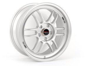 "ES#2863528 - 3797808045SPKT - 17"" RPF1 - Set Of Four - 17""X8"" ET45 5x100 - Silver - Enkei Wheels - Audi Volkswagen"