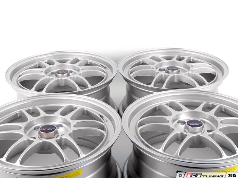 Enkei Wheels 3797808035spkt1 17 Quot Rpf1 Set Of Four