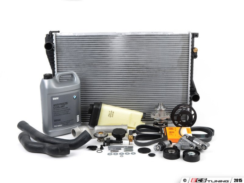 ECS News - BMW E39 528i M52 ECS Cooling System Refresh Kits