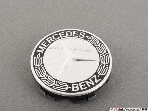 Genuine mercedes benz 17140001259040 center cap for Mercedes benz center caps