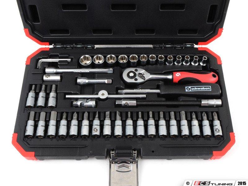 Schwaben 005981sch01akt schwaben european hand tool for Mercedes benz tool kit
