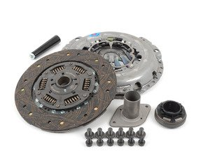 ES#3106556 - ks5b8hdofeKT - Stage 2 Endurance Clutch Kit - Designed for track use while still streetable. Conservatively rated at 430ft/lbs. - South Bend Clutch - Audi