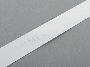 "ES#2745168 - 51477406648 - ""MINI Cooper"" Door Sill Entry Strip - Right - Located on the rocker panel / side skirt - Genuine MINI - MINI"