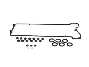 ES#1893860 - 83300493743 - Valve Cover Gasket Set - Includes all the necessary components for a valve cover removal - Assembled By ECS - BMW