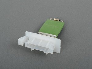 ES#2814448 - 1K0959263A - Blower Motor Resistor - Located in the heater box housing - Hamburg Tech - Audi Volkswagen