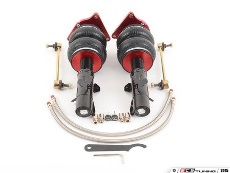 ES#2918288 - 78504 - Front Performance Air Ride Kit - Raise and lower your ride with the flip of a switch - Air Lift - MINI