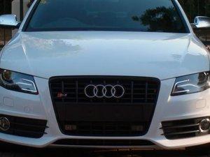 ES#2081109 - 8K0853651BVMZ - S4 Grille Assembly - Black - Clean up or change your look - Genuine Volkswagen Audi - Audi