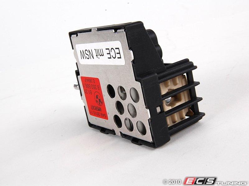 Genuine Bmw 61318353506 Headlight Switch 61 31 8 353 506