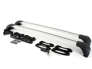 ES#2918953 - 8050123KT1 - Whispbar Roof Rack Flush System - (NO LONGER AVAILABLE) - Precision fitment with aerodynamics and wind noise in check! - Whispbar -