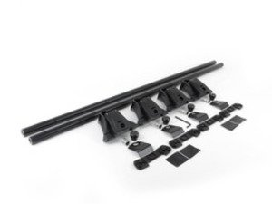 """ES#2918914 - 8000124KT6 - Q Towers Roof Rack System With 48"""" bars - Now any car can sport a Yakima roof rack. - Yakima - Audi"""