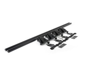 """ES#2918905 - 8000124KT3 - Q Towers Roof Rack System With 58"""" bars - Now any car can sport a Yakima roof rack. - Yakima - Audi"""