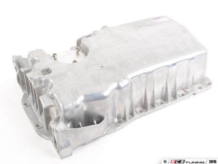 ES#2855728 - FMBSMP18T - Baffled oil pan - Keep your engine from oil starvation under G-forces - Forge - Audi