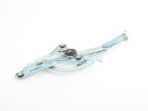 ES#2524342 - 1247200446 - Right Front Window Regulator - Does Not Include Motor - MTC - Mercedes Benz