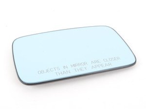 ES#85474 - 51168124681 - Heated Mirror Glass - Right - Factory replacement mirror glass - Genuine BMW - BMW