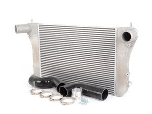 ES#2862852 - CTS20TMK5DF - 600 Horsepower Front Mount Intercooler Kit - Flow more cool air to your intake manifold - CTS - Volkswagen