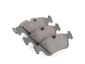ES#2960396 - 34116761244 - Front Brake Pad Set  - An excellent alternative to more expensive OEM pads - Mintex - BMW