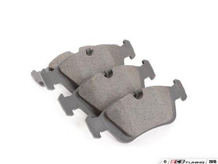 ES#2960396 - 34116761244 - Front Brake Pad Set  - An excellent alternative to more expensive OEM pads - Mintex - BMW