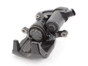 ES#450977 - 8K0615404A - Rear Brake Caliper - Black - Right - Includes the parking brake motor - Genuine Volkswagen Audi - Audi