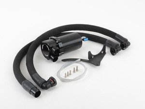 ES#2954083 - MS100100 - Ultimate Oil Catch Can System  - Necessary components to add a catch can system on your MQB EA888 1.8T/2.0T - APR - Audi Volkswagen