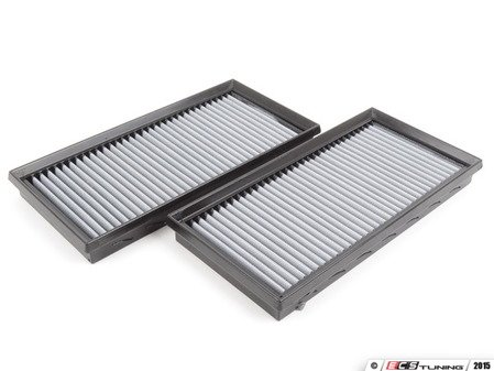 ES#2532413 - 31-10195 - aFe ProDry S Filters - Sold as Pair - Oil free dry synthetic media, allowing significant airflow over stock paper media - AFE - Mercedes Benz
