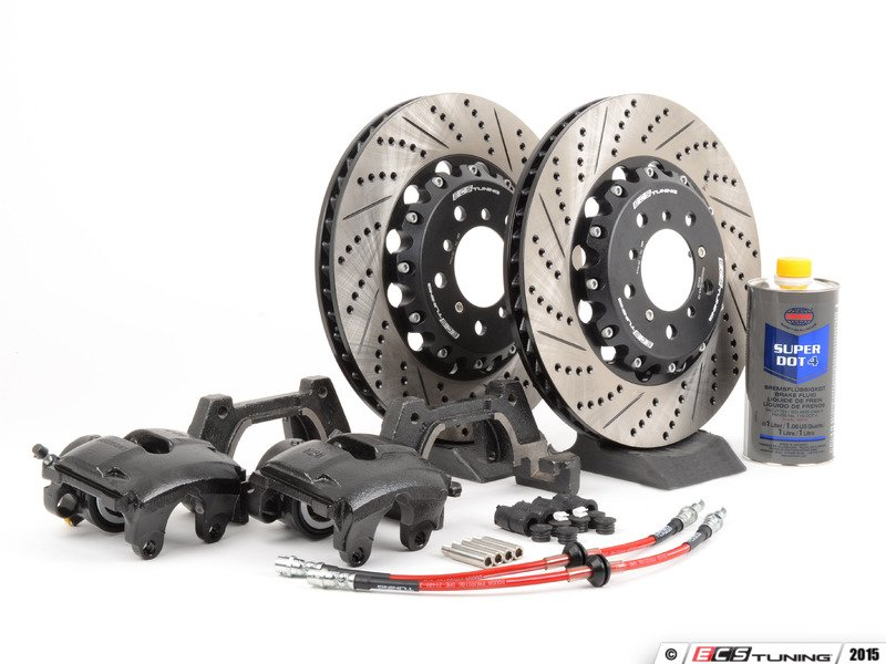 Ecs News Csl Big Brake Upgrade Kit For Your Bmw E46 3 Series